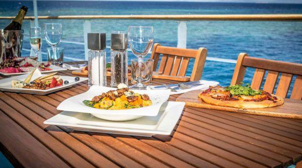 Top Deck Dining